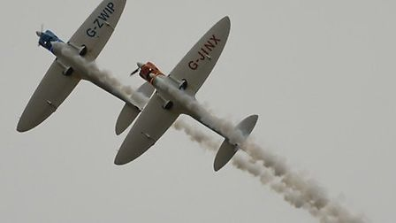 The Little Gransden Air and Car Show is this weekend