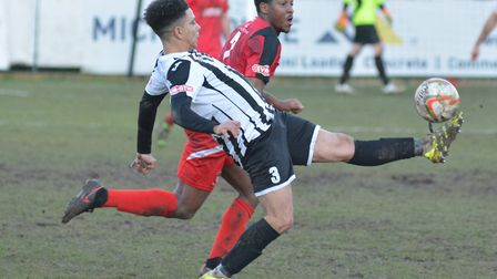 Jordan Jarrold had a penalty appeal ignored as St Ives Town drew with Kings Langley.