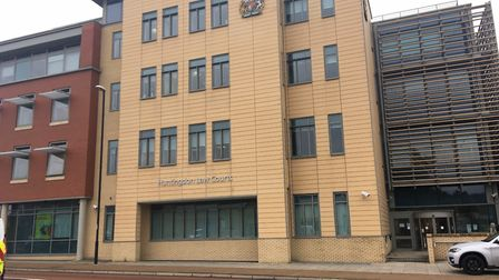 Huntingdon Law Courts will no longer house the district's tribunal service