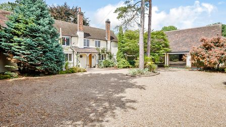 Down Green House, Harpenden Road, Wheathampstead