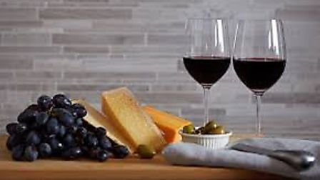 Wines with cheese