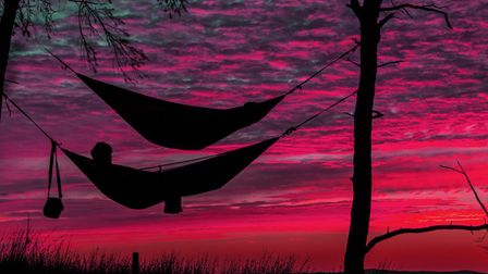 Ever slept in a hammock? There's a chance at Meraki Festival