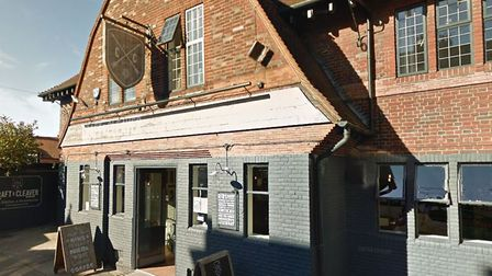 The Craft and Cleaver, St Albans - photo Google Street View.
