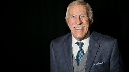 """File photo dated 27/09/2015 of Sir Bruce Forsyth, comedian Jimmy Tarbuck has credited him with """"chan"""