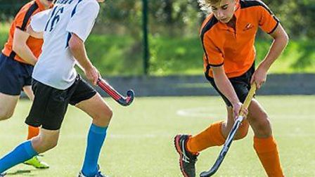 St Albans Hockey Club are holding an open day on September 2 (pic Chris Hobson)