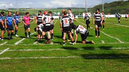 Harpenden Rugby Club are preparing for the new London Two North West season (pic Harpenden RFC)