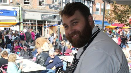 St Albans Food and Drink Festival 2014