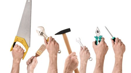 It's time for some serious DIY [PA Photo/thinkstockphotos]