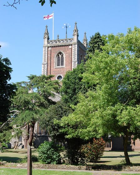 St Peter's Church's Tower