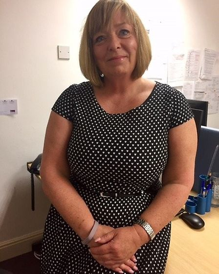 Tracy Hyland from Carers Trust Cambridgeshire