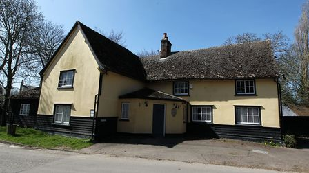 Three Tuns pub in Guilden Morden could be bought by a community group. Picture: Harry Hubbard