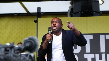 MP David Lammy, who supports a People's Vote, has labelled Boris Johnson's promises to EU nationals