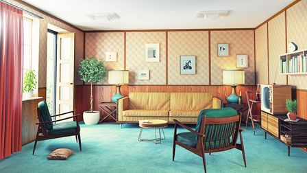 '70s chic (or not) is alive and well in many of our homes