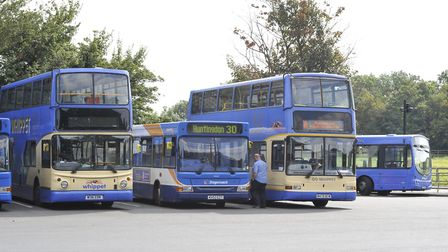 A review of bus services in Cambridgeshire is to be carried out by the county council.