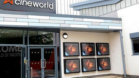 The unit is adjacent to Cineworld at the Rowley Arts Centre.