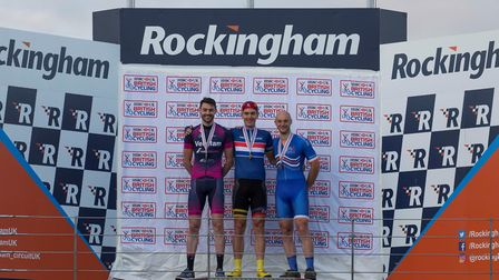 Verulam ReallyMoving's Paul McGrath was second at the 35-39 National Championships at Rockingham. Pi