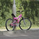 The majority of bicycles stolen were secured, new data has shown.