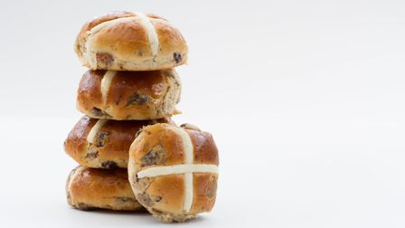 Is the hot cross bun really a St Albans invention?