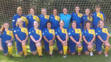 St Albans Ladies have made a good start to the 2017-18 season.