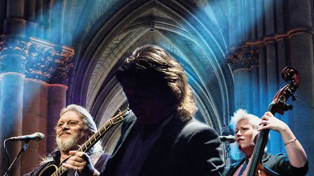 Show of Hands is performing at Ely Cathedral