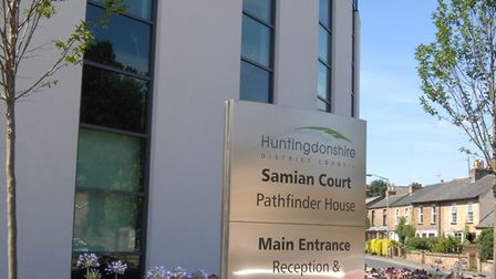 A final decision will be made at Huntingdonshire District Council