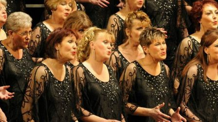 Phoenix Chorus are set to perform in Royston this weekend.