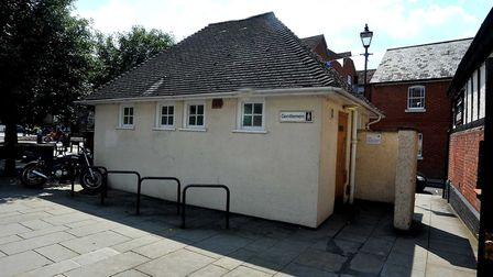 The Cross toilets are to close in Royston. Picture: Alan Millard