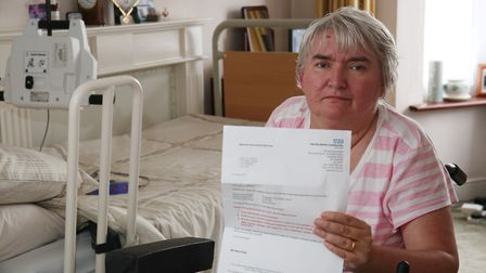 Lyn Osborn is concerned that specialist dental services for disabled people are being moved to Hemel