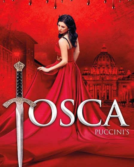 Opera Tosca can be seen at The Alban Arena in St Albans