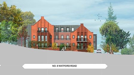 JTP say the building frontage will step back progressively to address its neighbours