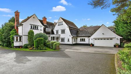 The White House, Waterside, Shenley Hill, Radlett