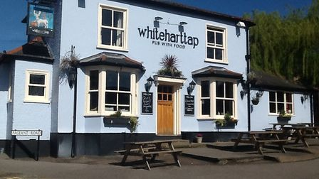 White Hart Tap in St Albans
