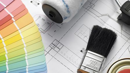 You won't get a good finish without using decent paint rollers and brushes [PA Photo/thinkstockphoto