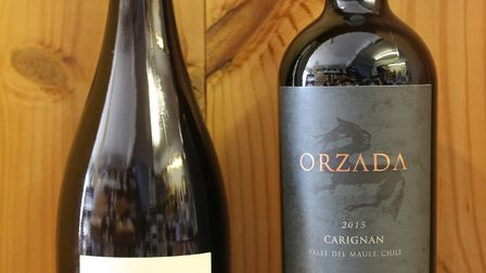 Odfjell and Ritual Chilean wines.