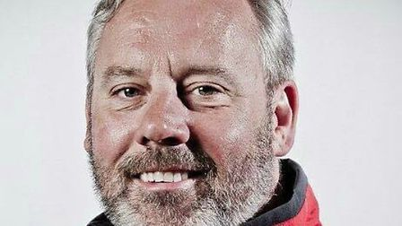 Pat Kavanagh is taking part in the first leg of the Clipper Round the World Yacht Race from Liverpoo