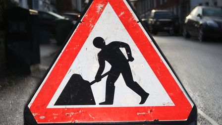Resurfacing work is due to be carried out on the M11 this week.