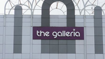 The Evening Standard writer isn't a fan of the Galleria
