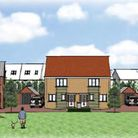 Persimmon Homes has re-submitted an application for 103 homes on the site of the former forensic lab