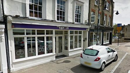The Taproom in St Ives. Picture: GOOGLE.