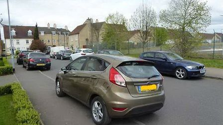 Councillor Ste Greenall said more should be done to tackle bad parking.