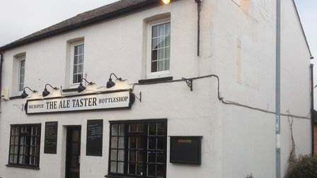 The Ale Taster in St Neots