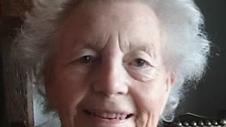Tributes have been paid to Betty Skyrme, who has died aged 91.
