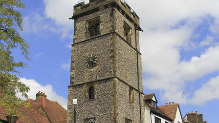 Londoners love St Albans' historic buildings, including the famous Clock Tower