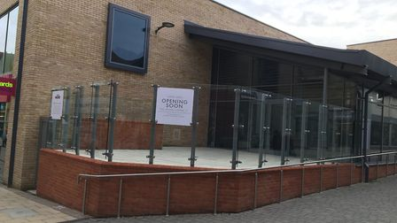 OPENING: Caffe Nero opens in Huntingdon next month