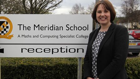 The new school will be in Garden Walk where Greneway and Meridian schools are currently, with Laura
