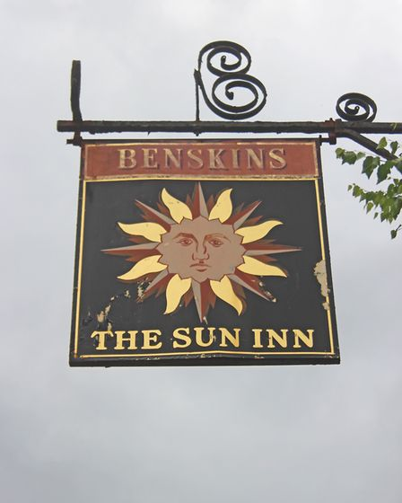 The inn enjoyed its heyday in the 1720s