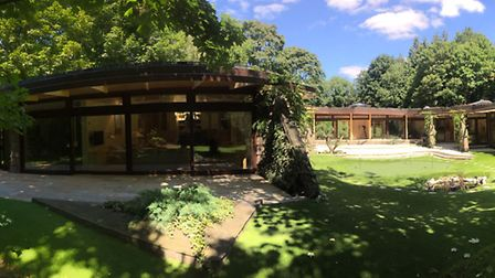This St Albans house will feature on Grand Designs.