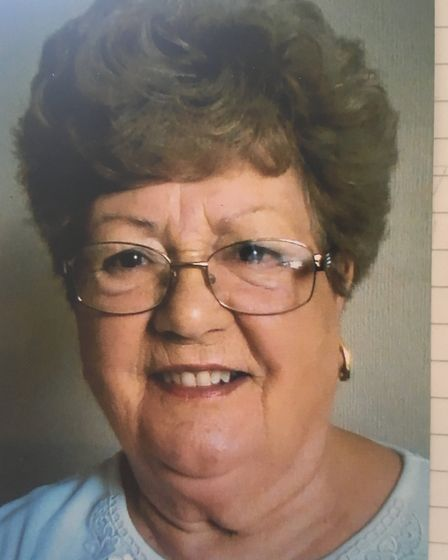 Jean Covington died on September 14 at the age of 85.