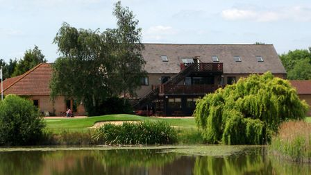 Lakeside Lodge Golf Centre, in Pidley.