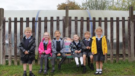The Skyswood buddy bench.